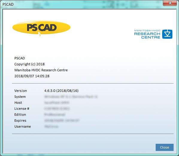 Вышла новая версия PSCAD 4.6.3