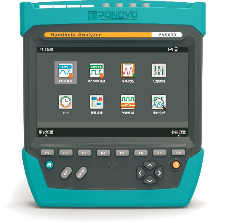 PNS630 тестер-анализатор для ЦПС